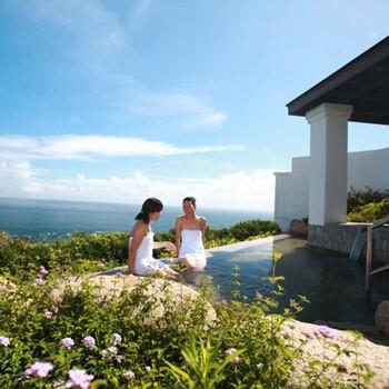 太平洋を見おろす絶景露天風呂&ドーム屋根のバラ風呂2205820