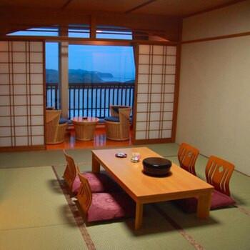 太平洋を見おろす絶景露天風呂&ドーム屋根のバラ風呂2205827